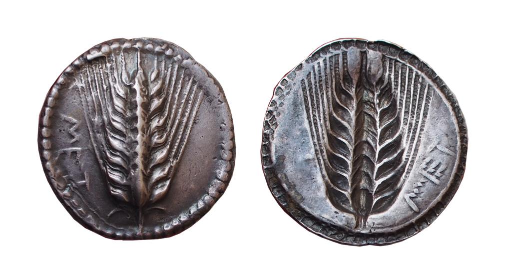 Les monnaies grecques de Brennos - Page 3 Meta10