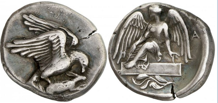Les monnaies grecques de Brennos - Page 6 Olympi11