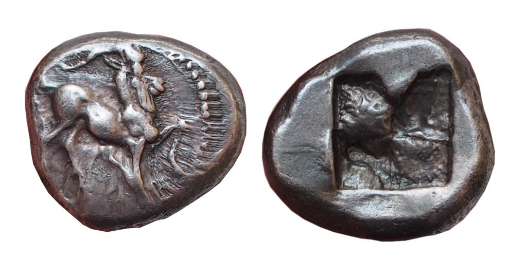 Les monnaies grecques de Brennos - Page 7 Paros11