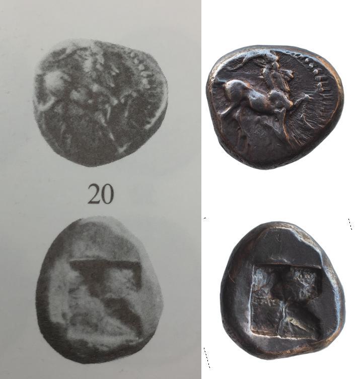 Les monnaies grecques de Brennos - Page 7 Paros_11