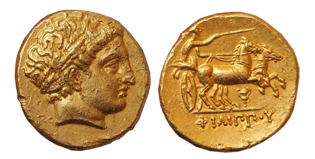 Les monnaies grecques de Brennos - Page 5 Philip11