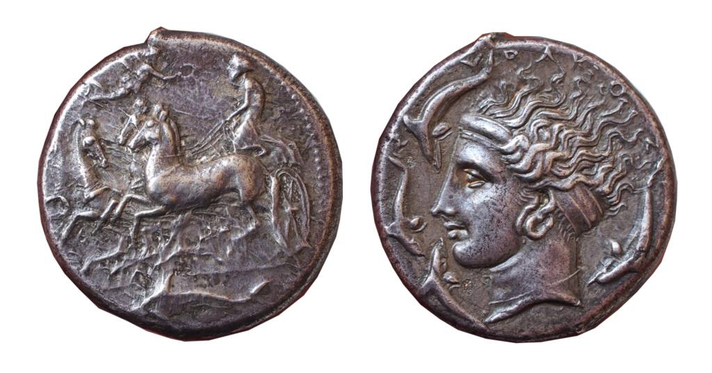 Les monnaies grecques de Brennos - Page 6 Syrac10