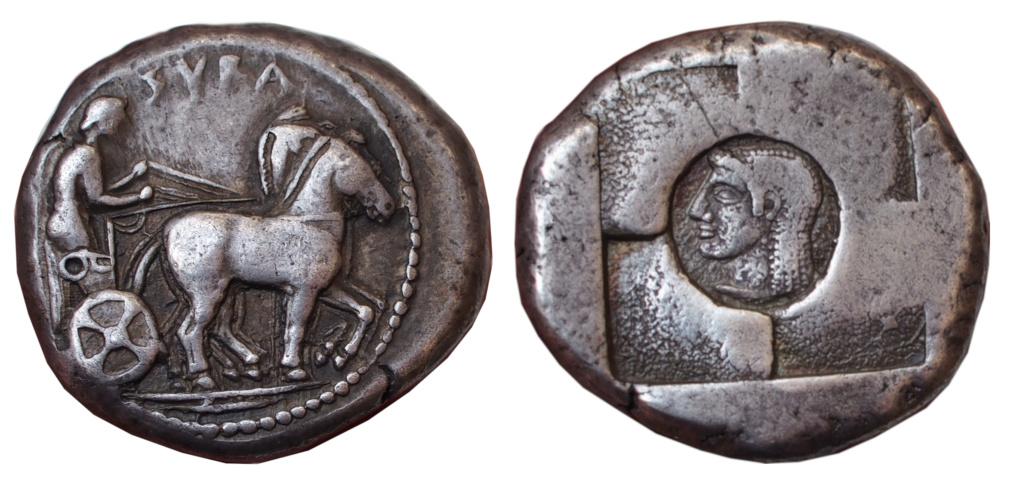 Les monnaies grecques de Brennos - Page 7 Syrac112