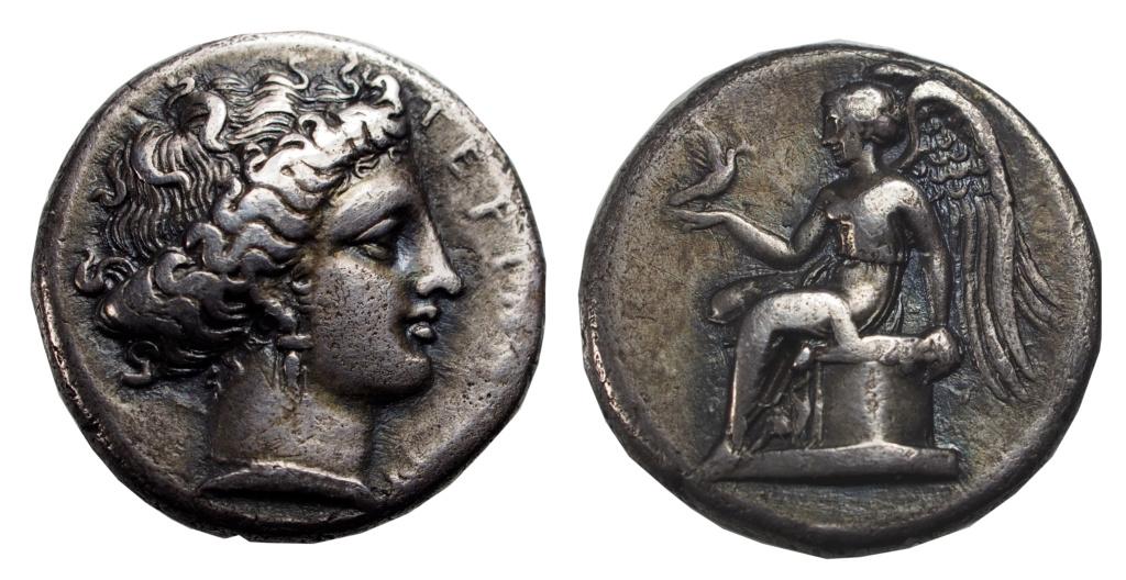 Les monnaies grecques de Brennos - Page 7 Terina10