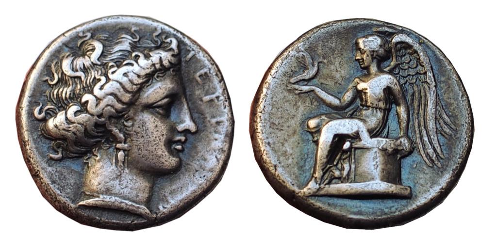 Les monnaies grecques de Brennos - Page 6 Terina11