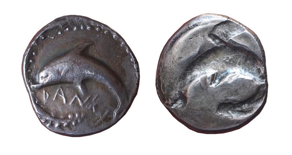 Les monnaies grecques de Brennos - Page 8 Zancle10