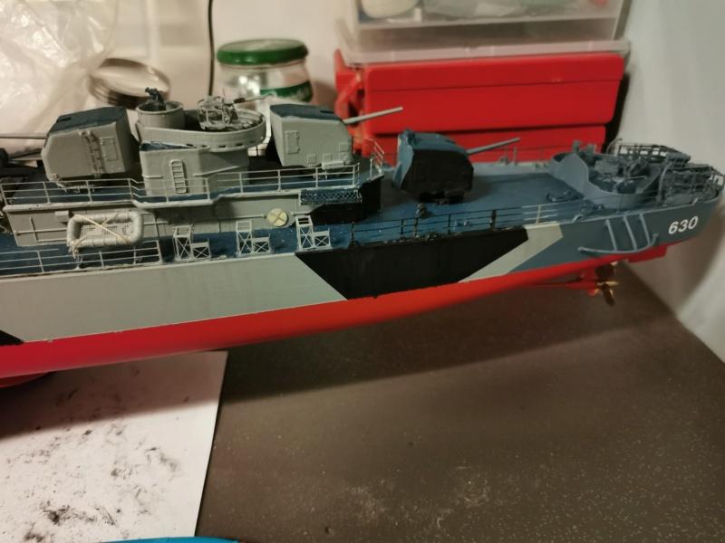 USS BRAINE base lindberg 1/125 Img_2024