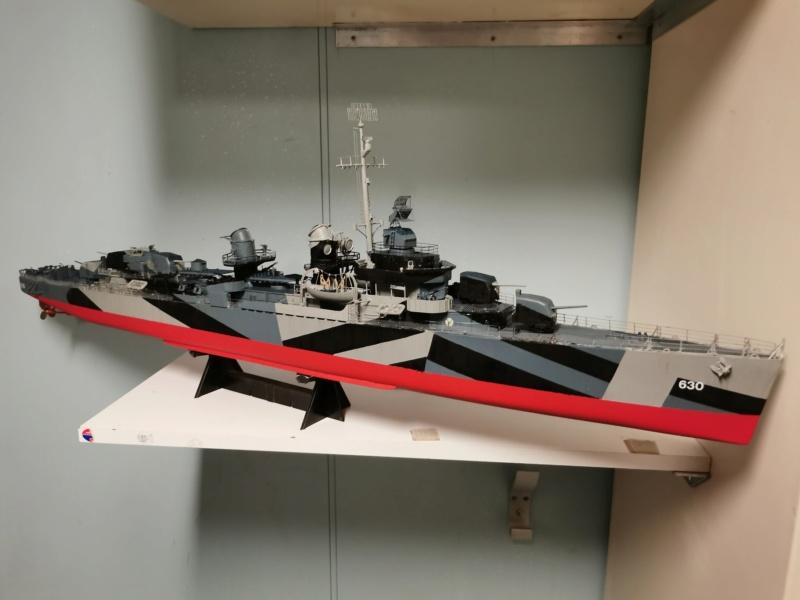 USS BRAINE base lindberg 1/125 Img_2025