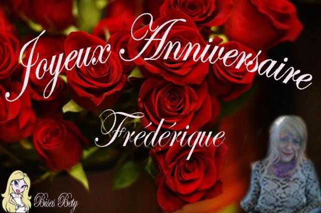 Anniversaire Frédérique 61 Annive11