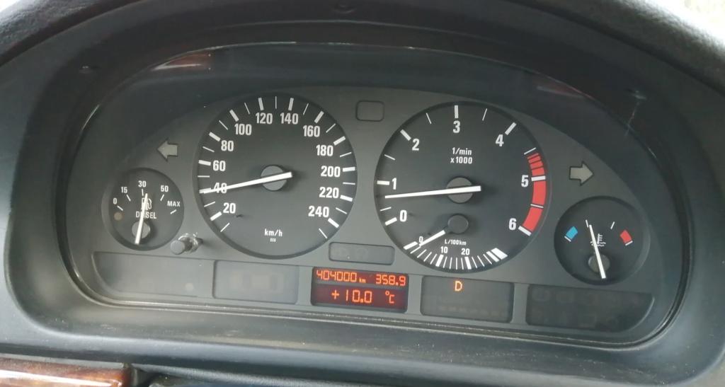 [e39 530d touring ]  Passé les 400.000 km 40400010