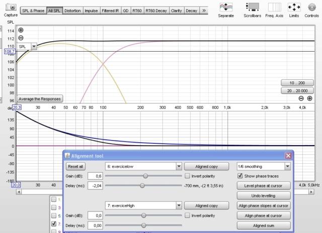 finalisation systeme 4 voies avec filtre numérique - Page 2 Aligne10