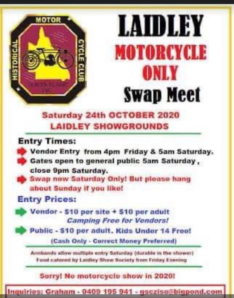 SE QLD  Laidley Swap Meet   24TH  Oct Laidle10