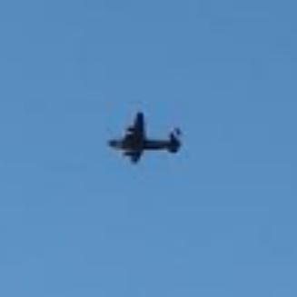 WWII Bombers Flying Over Wolfeboro... Fullsc17