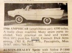 Shoulda Bought an Amphicar in the 70's... Fullsc28