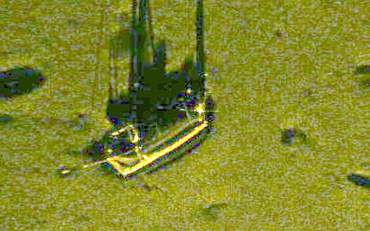 Boat—96-feet Down in Moultonborough Waters...  Fullsc32
