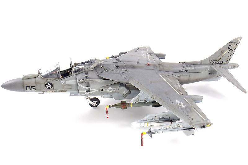 [Concours Aéronavale] AV-8B Harrier II plus - Trumpeter - 1/32 Av-8b519