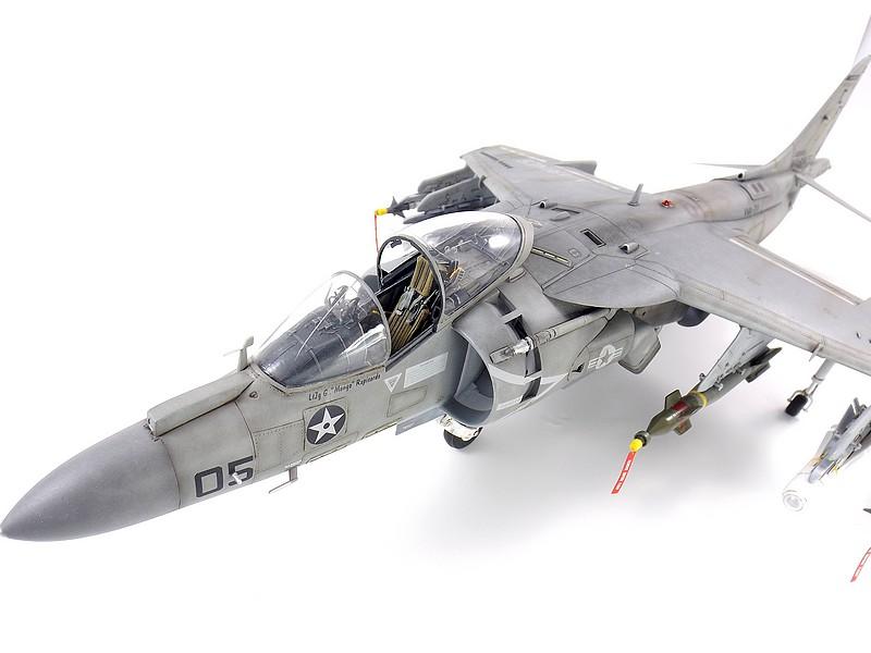 [Concours Aéronavale] AV-8B Harrier II plus - Trumpeter - 1/32 Av-8b611