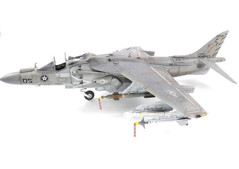 [Concours Aéronavale] AV-8B Harrier II plus - Trumpeter - 1/32 Av-8b612