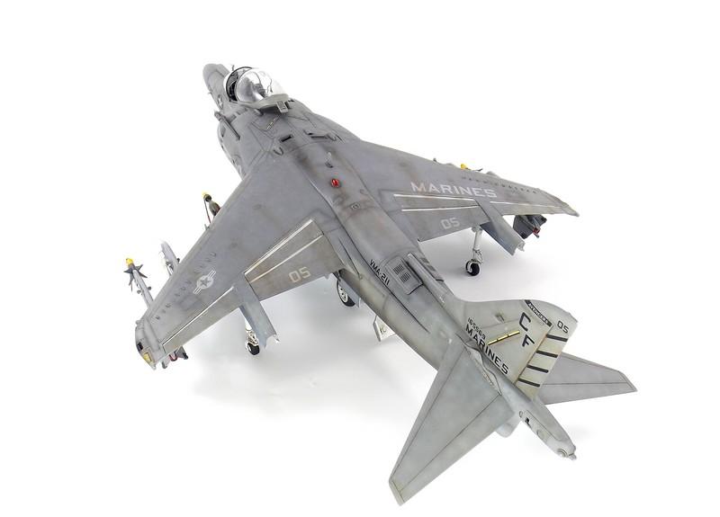 [Concours Aéronavale] AV-8B Harrier II plus - Trumpeter - 1/32 Av-8b613