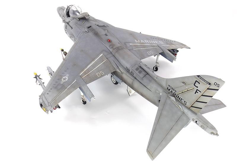 [Concours Aéronavale] AV-8B Harrier II plus - Trumpeter - 1/32 Av-8b614