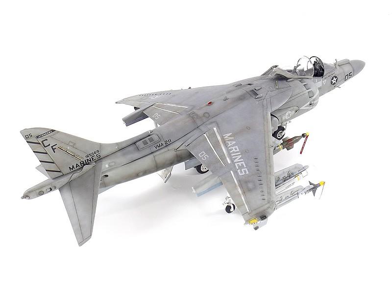 [Concours Aéronavale] AV-8B Harrier II plus - Trumpeter - 1/32 Av-8b616