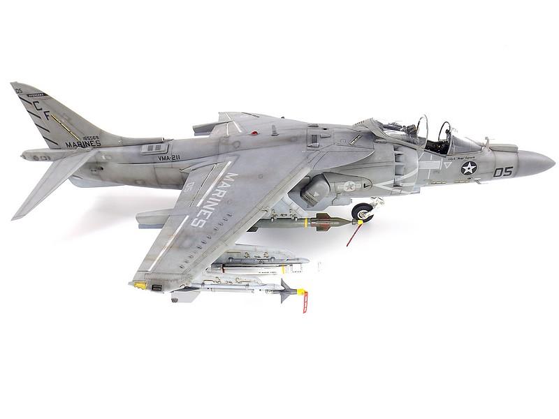 [Concours Aéronavale] AV-8B Harrier II plus - Trumpeter - 1/32 Av-8b618