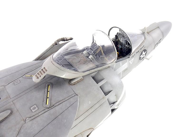 [Concours Aéronavale] AV-8B Harrier II plus - Trumpeter - 1/32 Av-8b619