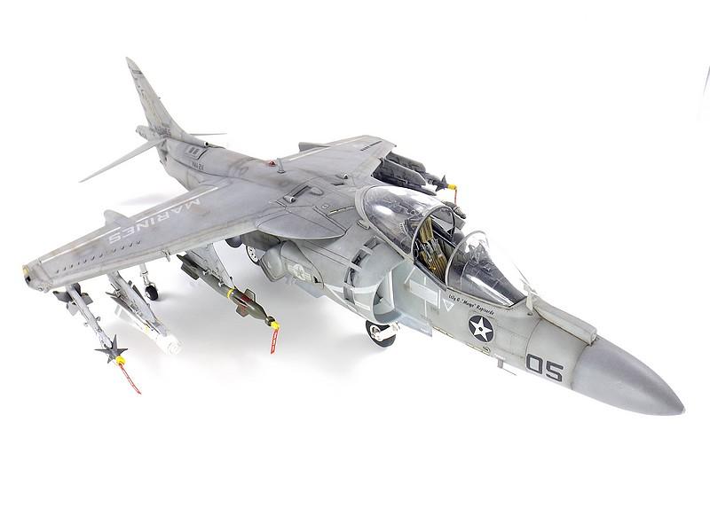 [Concours Aéronavale] AV-8B Harrier II plus - Trumpeter - 1/32 Av-8b710