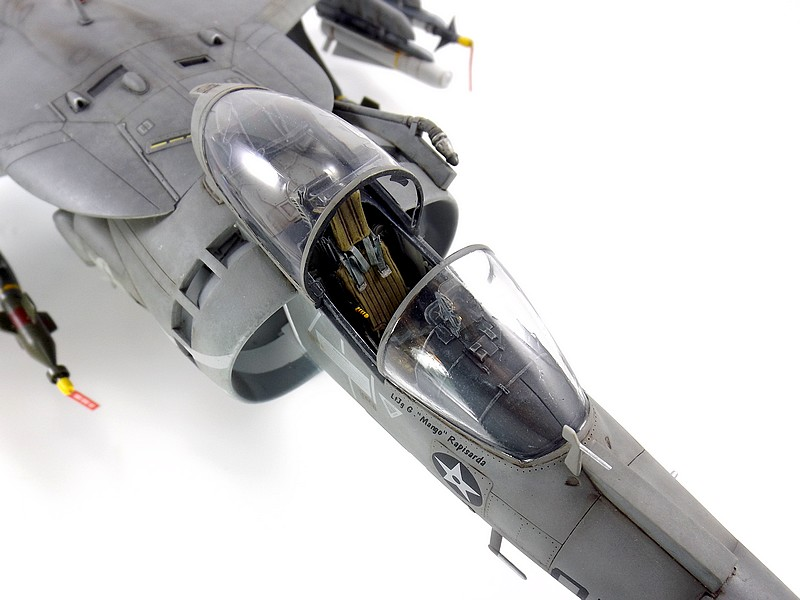 [Concours Aéronavale] AV-8B Harrier II plus - Trumpeter - 1/32 Av-8b712