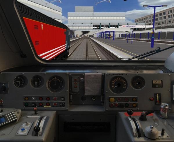 Grand Central MTU High Speed Train. Openbv10