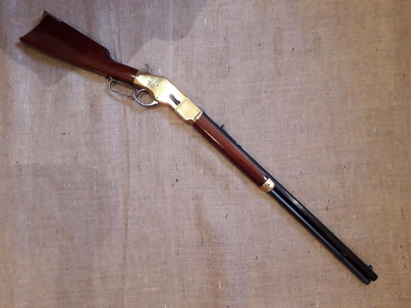 Winchester Uberti 1866 44-40 20200927
