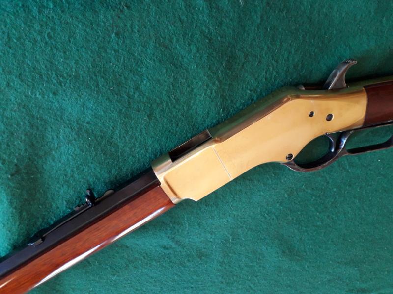 Winchester Uberti 1866 44-40 20200929