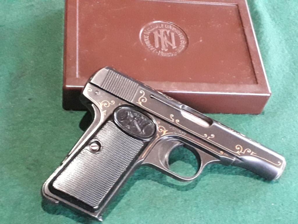 COLT 1903 pocket hammerless  20201155