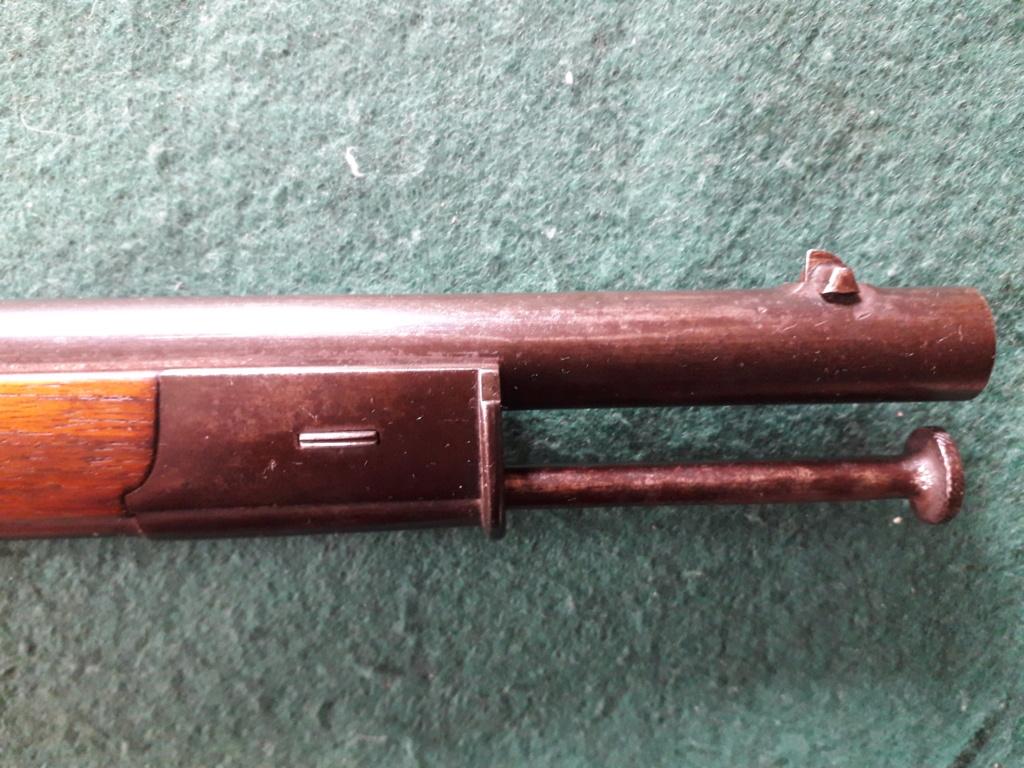 federale - Carabine fédérale (Stutzer) 64/67 20210813