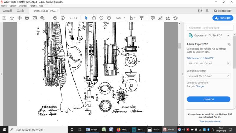 "wilson - Fusil Anglais ""Wilson & Cos"" 1867 - Page 6 Captur12"