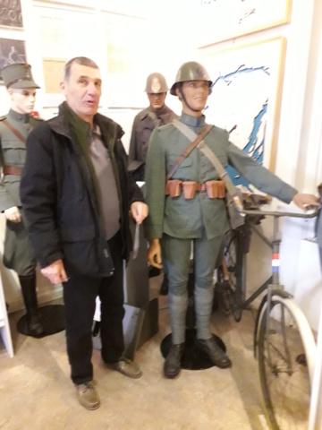 Le musée de la WWII à Dordrecht aux Pays Bas Muszoe11