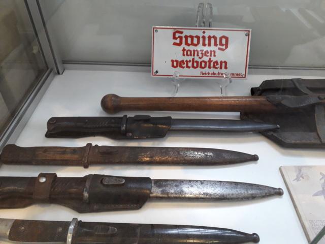 Le musée de la WWII à Dordrecht aux Pays Bas Muszoe15