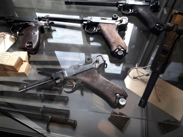 Le musée de la WWII à Dordrecht aux Pays Bas Muszoe18
