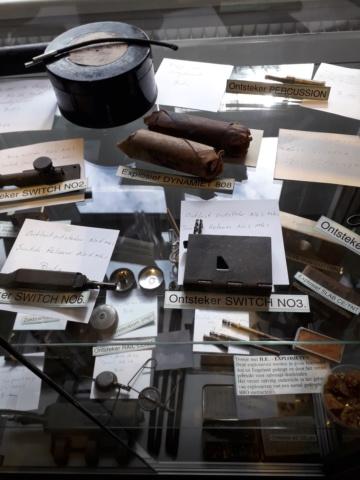 Le musée de la WWII à Dordrecht aux Pays Bas Muszoe24