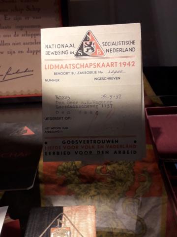 Le musée de la WWII à Dordrecht aux Pays Bas Muszoe25