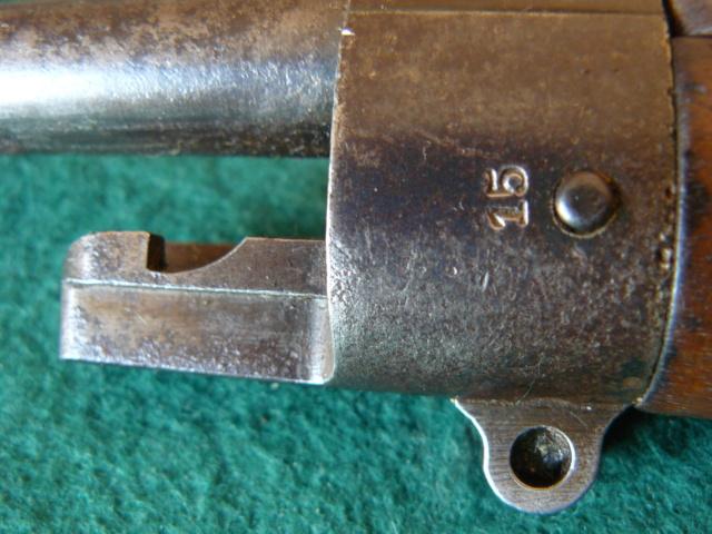 Karabijn 1895 N°I Nieuw Model P1080120