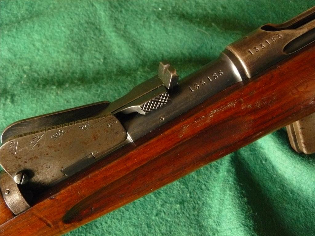 """Schmidt rubin 1889 & 1896/11: Mes premiers """"P'tit Suisses"""" P1080445"""