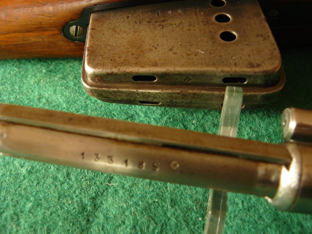 """Schmidt rubin 1889 & 1896/11: Mes premiers """"P'tit Suisses"""" P1080450"""