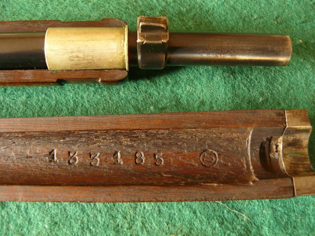 """Schmidt rubin 1889 & 1896/11: Mes premiers """"P'tit Suisses"""" P1080451"""