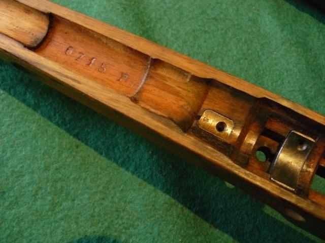 Karabijn 1895 N°I Nieuw Model P1080626