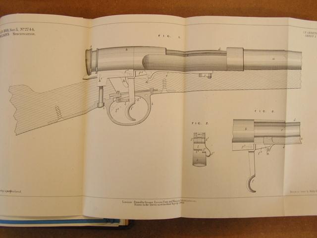 "wilson - Fusil Anglais ""Wilson & Cos"" 1867 - Page 6 Wilson11"