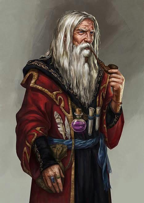 Personnages favoris historiques ou fantastiques, fumeur de pipe évidemment,  - Page 2 Elmins10