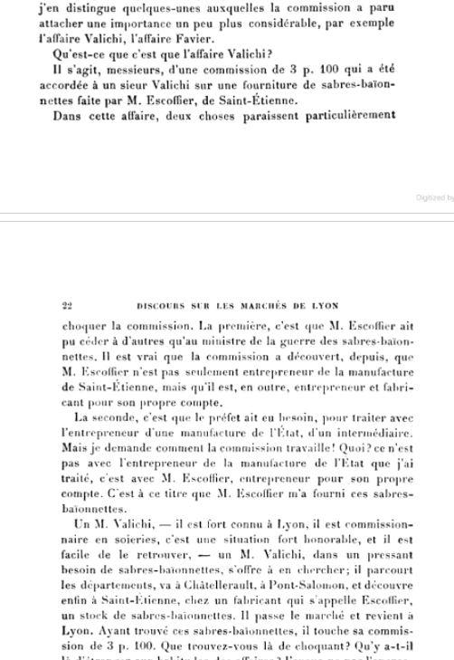 L'affaire Valichi et les entrepreneurs Ouevre10