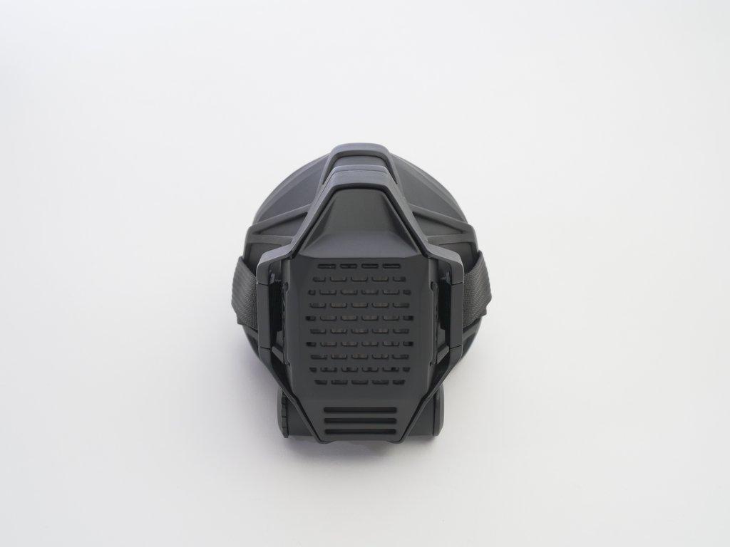 Le port du masque  Tr210