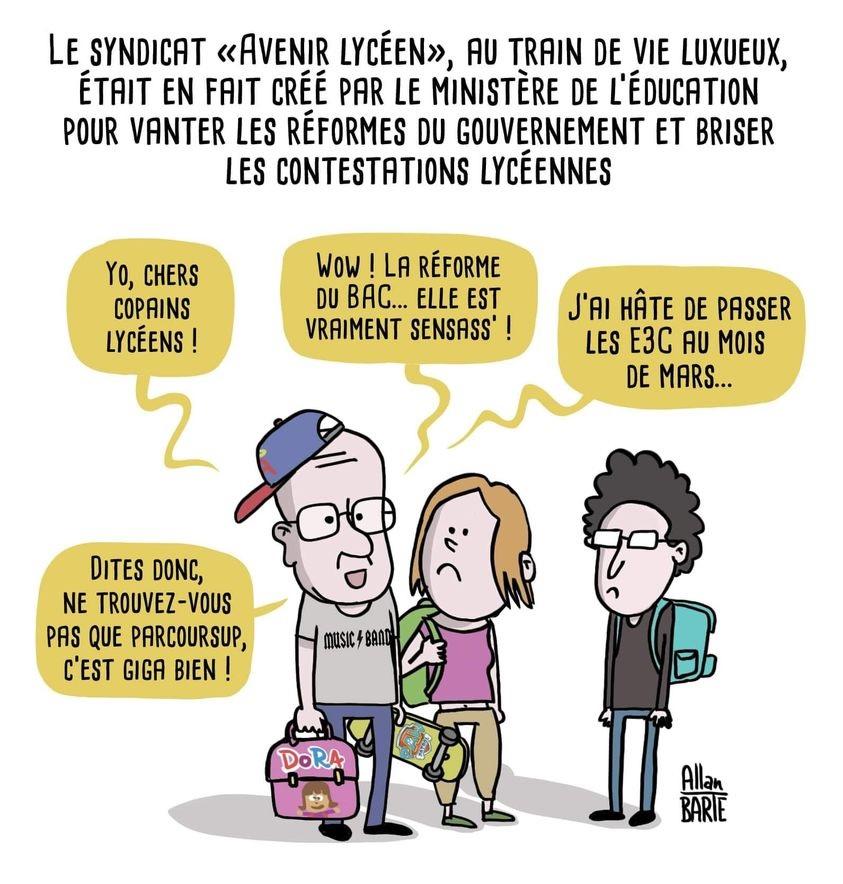 Avenir lycéen : un syndicat choyé par Blanquer (Médiapart) - Page 2 Blanq10